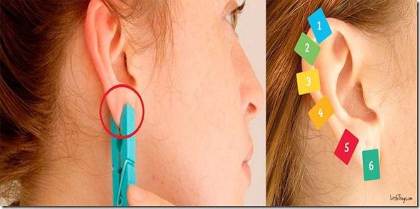 reflexologia oreja