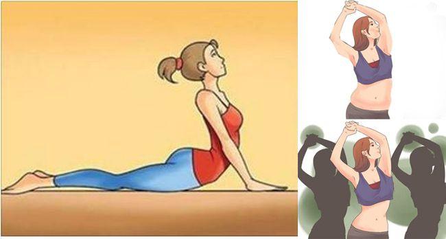 abdomen yoga