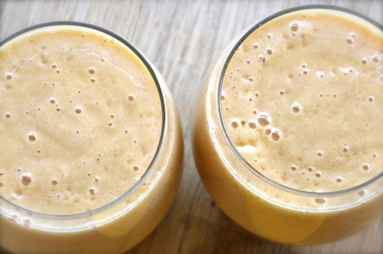 Batido-de-papaya-y-mango para el colon