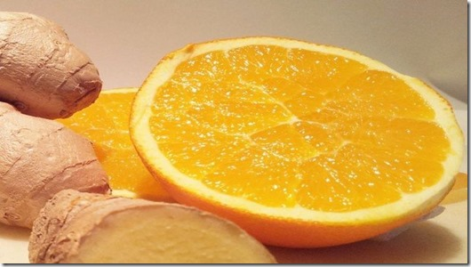 naranja-jengibre